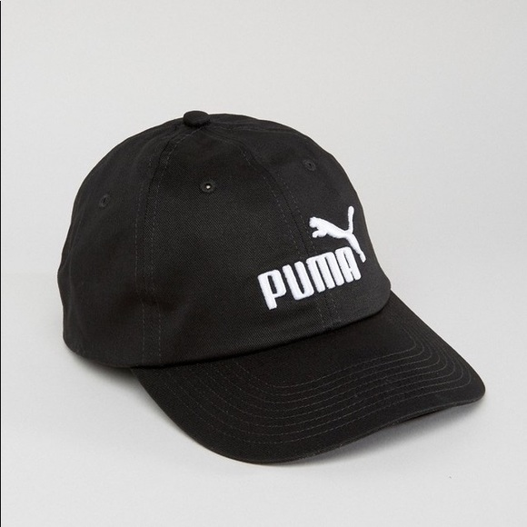0245b1a23c6 New Puma Black Hat ✨. M 5a63888346aa7c6d36529b11